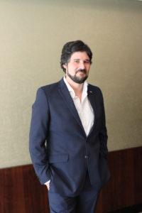 David Allan, general manager, Radisson Blu Dubai Media City