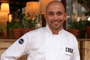 Chef Adam D'Sylva