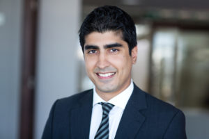 Ali Manzoor, manager of Knight Frank's Development Consultancy
