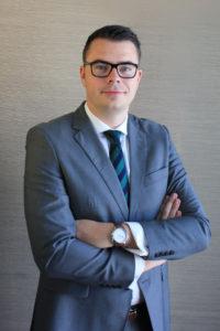 Alexander Doberstau, Director of Revenue Management for Kempinski Hotel Mall of the Emirates