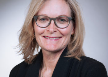Mary K. Farmer, director of online programs at the Glion Institute of Higher Education