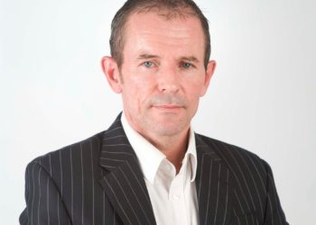 Simon Currie, director, Transguard Security Services