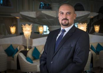 Dalibor Dimitrievski, head of security, Waldorf Astoria, Ras Al Khaimah