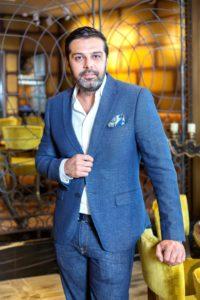 Girish Mahtani, managing director, Nine Stars International