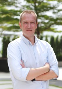 John Philipson, area vice president Oman, Middle East and Indian Ocean, Six Senses