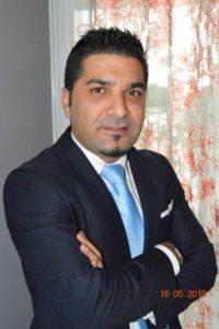 Pierre Basmadjian, director Human Resources, Novotel Abu Dhabi
