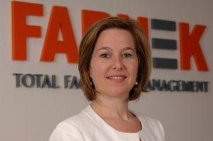 Sandrine Le Biavant, director consultancy, Farnek