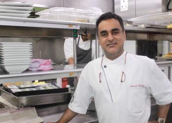 Chef Vineet Bhatia
