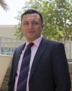Walid El Masri, Director of Sales and Marketing