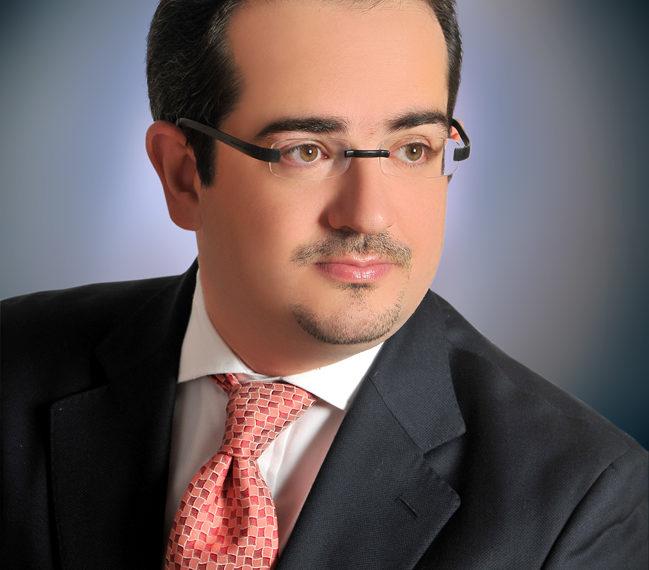 Aiman Roujouleh, regional director of sales Middle East at Mandarin Oriental Hotel Group