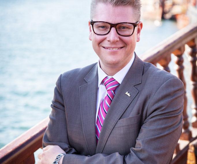 Bob Busman, regional responsible business coordinator, Middle East, Radisson Blu