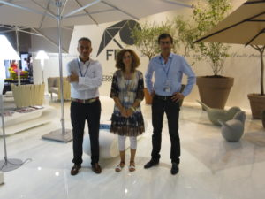 Paolo Besate, export sales manager, FIM Umbrellas