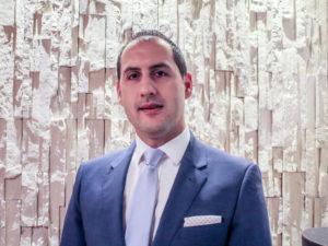 Slim Zaiane, Hotel Manager, Kempinski Mall of the Emirates
