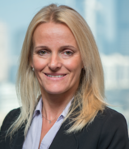 Alison Grinnell, PwC Middle East Hotels Leader