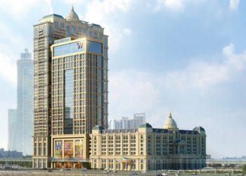 St. Regis Dubai and W Dubai - Al Habtoor City