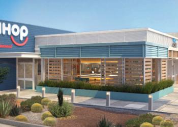 IHOP concept store