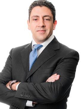 Carlos Khneisser, vice president of development, Middle East, Hilton Worldwide