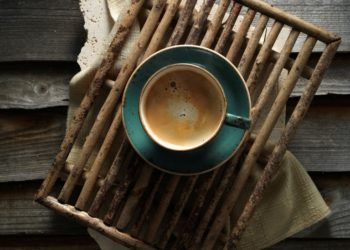 Craft Cup & Saucer (2)