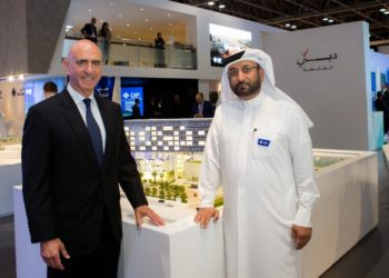 DPG and Marriott team at Cityscape 1