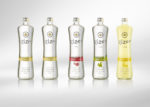 Gize, gold-filtered luxury drink
