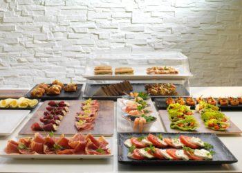 Melamine Lunch Buffet
