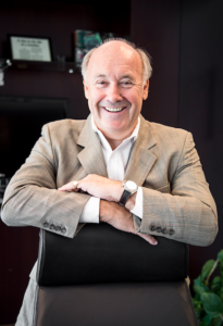 Rudi Jagersbacher, president, Middle East and Africa, Hilton Worldwide