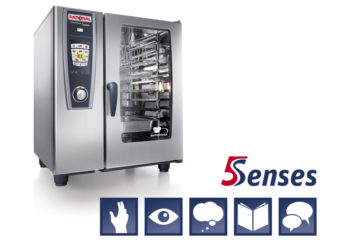 SelfCookingCenter 5 Senses