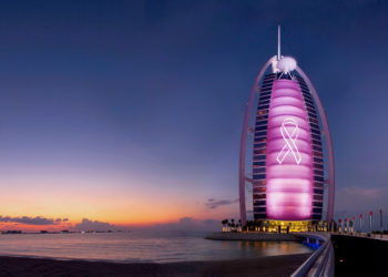 pink burj