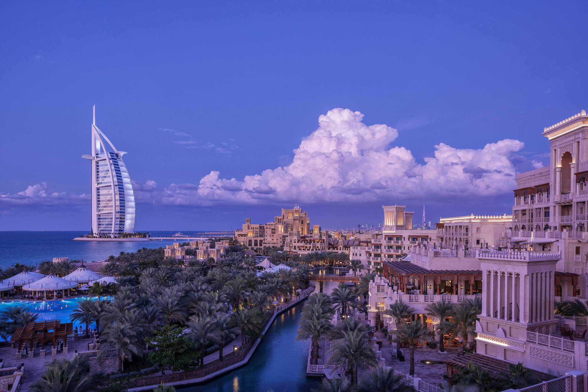 Jumeirah group listed in top 15 hotels in the middle east for Top hotels in dubai 2015