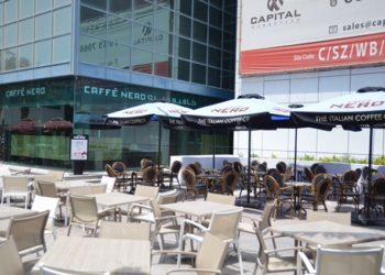 Caffe Nero City Tower (1)