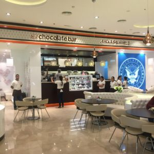 Chocolate Bar, Mall of the Emirates