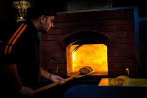 FireHouse Baking Arabic Bread