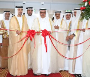 Gulfood Manufacturing, the Speciality Food Festival, Sweets & Snacks Middle East and SEAFEX Official Opening - 1