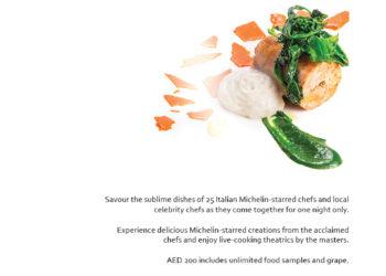 Michelin Starred Chefs Gala