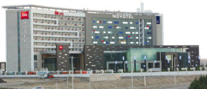 ibis & Novotel IKIA Hotels Facade