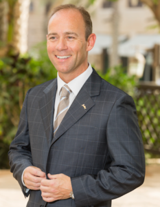Mark Willis, area vice president, Middle East and Turkey