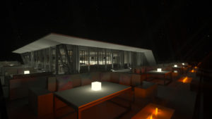 1136 Exterior Night View