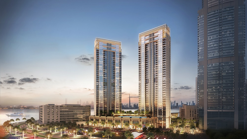 Creekside 18 at Dubai Creek Harbour is one of the properties due to open in the UAE