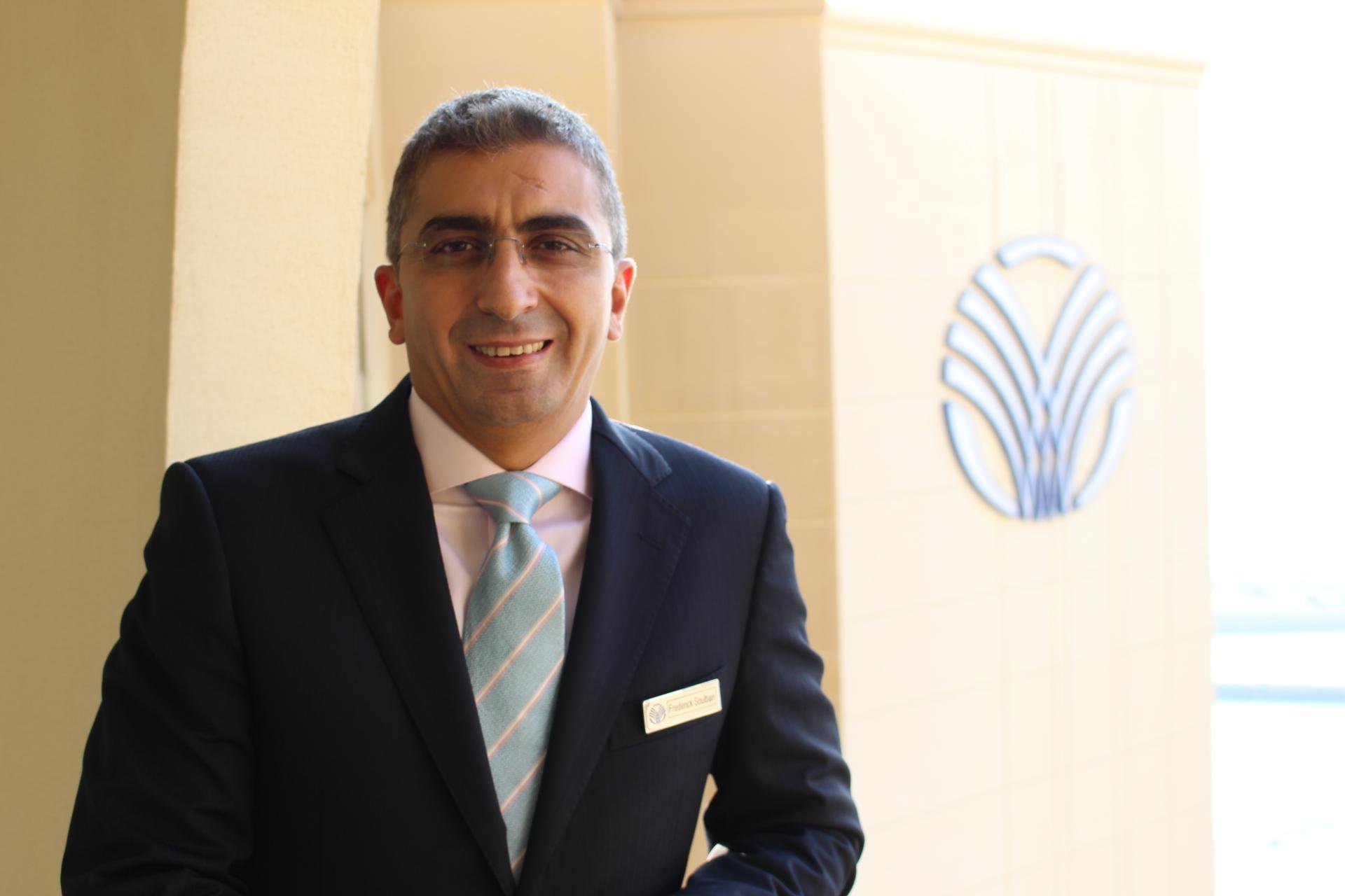 Frederick Soulban, Executive Assistant Manager, Amwaj Rotana Dubai