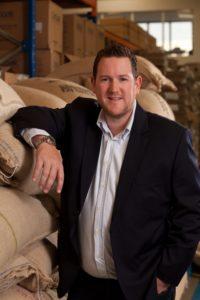 Robert Jones, Managing Director of Coffee Planet