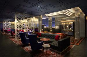 Noir - Lounge view 1