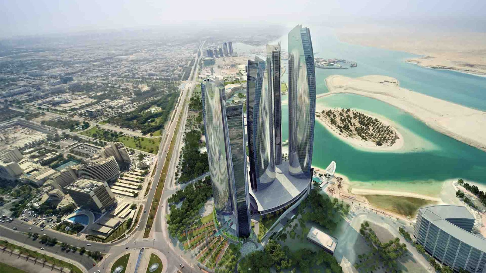 Hotel Apartments In Abu Dhabi Near Corniche