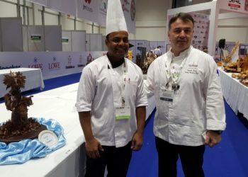 Chef Vangelis and Chef Kumara