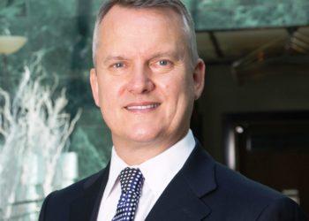 Kevin Brett, cluster general manager of Jeddah Hilton and Waldorf Astoria Jeddah, Qasr Al Sharq