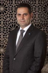 Mohamad Haj Hassan, area vice president Saudi Arabia, Sudan, Egypt, Iraq, Kuwait, Qatar, Jordan and Bahrain