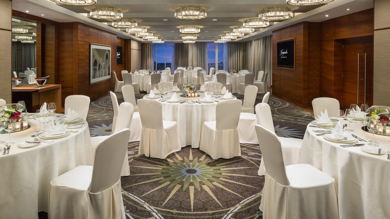 Kempinski hotel catering facilities