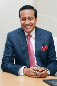 Shailesh Dash - Al Masah Capital Founder and CEO