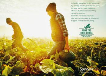 Spinneys Sustainability  Manifesto