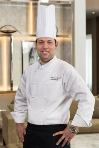 Ahmed Fawzy - Executive Chef