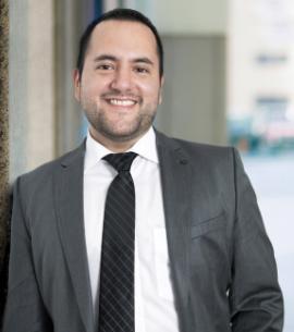 Gabriel Estrella Talentti, sales director, Alto-Shaam Middle East and Africa